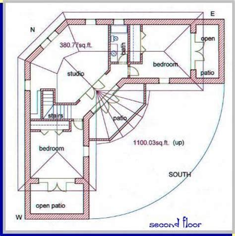 look up house blueprints l shaped small house plans google search cabin