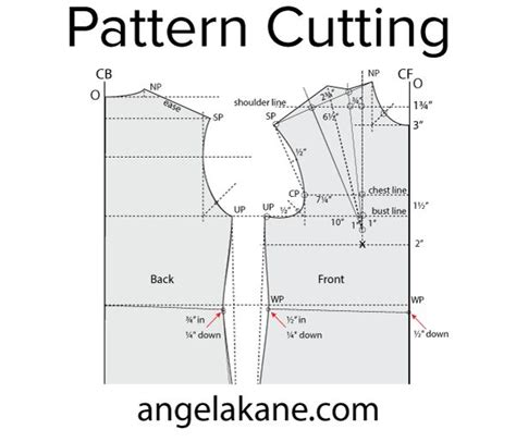 Pattern Drafting Learn | 17 best images about angelakane com on pinterest sewing
