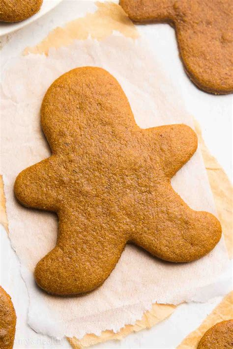 gingerbread recipe the ultimate healthy gingerbread cookies amy s healthy