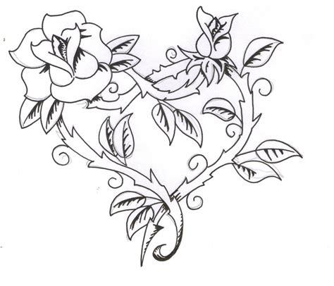 cute rose tattoo designs black designs ideas photos images