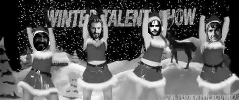 winter talent show tumblr