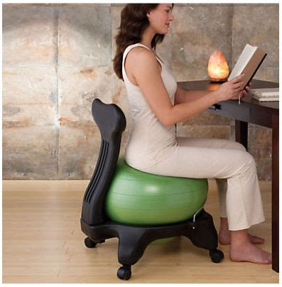 Exercise As Desk Chair by Best 25 Chair Ideas On