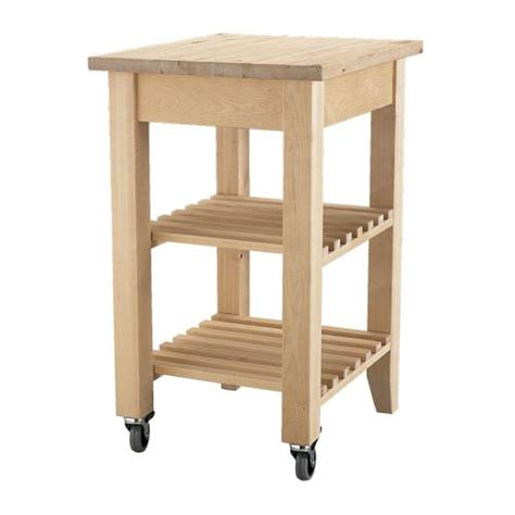 Kitchen Islands For Sale Ebay by Ikea Holz Birke Abr 228 Umwagen Servierwagen Regalwaagen