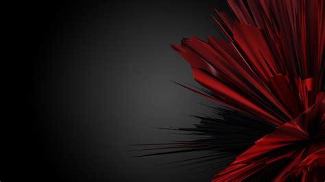 Red Black Abstract Wallpaper   WallpaperSafari