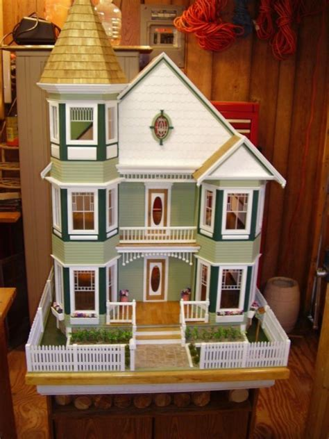 doll house paint 72 best d7 painted lady dollhouses images on pinterest doll houses dollhouses and play houses