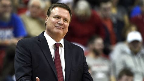 Bill Self Home Record by Bill Self On Cusp Of History Not Concerned With Matching Ucla Record The Topeka Capital Journal