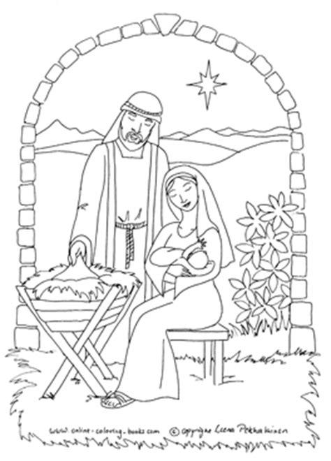 dltk nativity coloring pages girlshopes