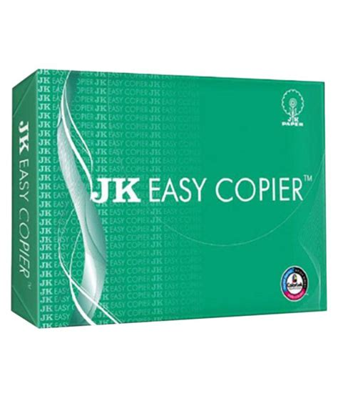 Jk Bank Letterhead jk easy copier a4 500 pages 70 gsm buy at best