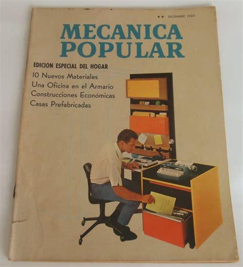 mec nica popular la revista de mec nica popular revistas mecanica popular 60 70 forocoches