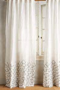 Black And White Lattice Curtains Black Lattice Embroidered Curtain