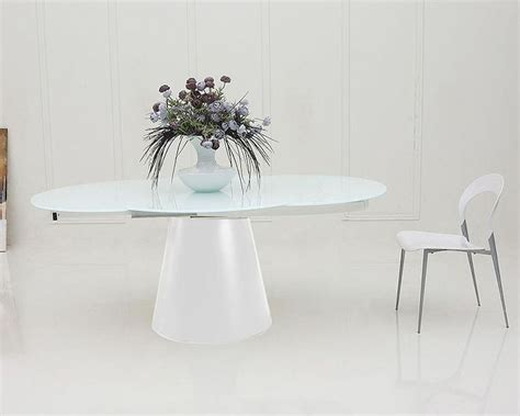 modern white dining table set modern white matt dining set w table 44d2609xtw set