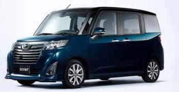 Toyota Daihatsu Leopaul S Toyota Roomy And Tank Daihatsu Thor And