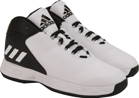 basketball shoes shopping india adidas hoopsta basketball shoes for buy black white