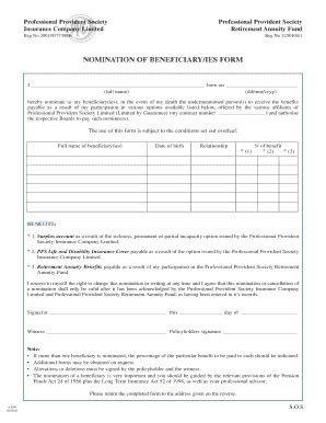 26 Printable Legal Guardianship Form In Case Of Death Templates Fillable Sles In Pdf Word Beneficiary Nomination Form Template