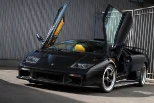 How Many Lamborghini Diablos Were Made Tuningcars Topcar Shows Their Pristine Lamborghini