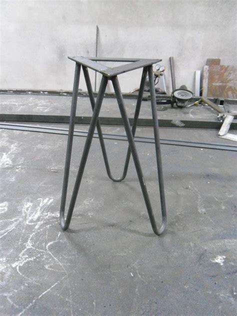 Leg Stool For Desk by Hairpin Leg Legs For Stool Chair Table Handmade