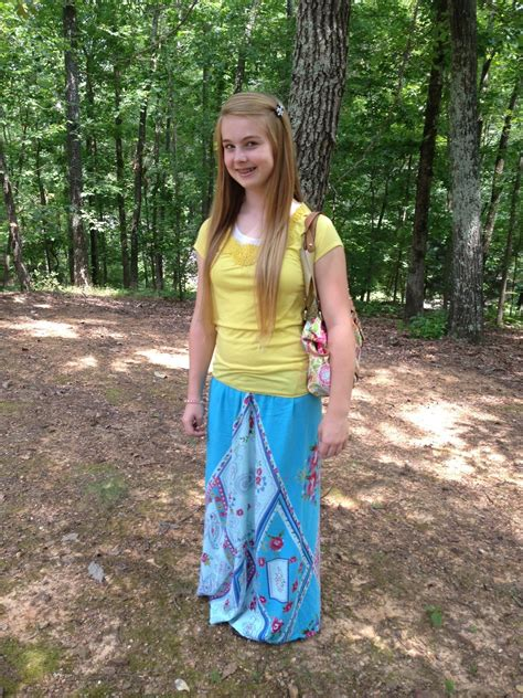 pimpandhost upload crazy holiday 1000 ideas about girls modestly adorned monday summer maxi skirt children are a