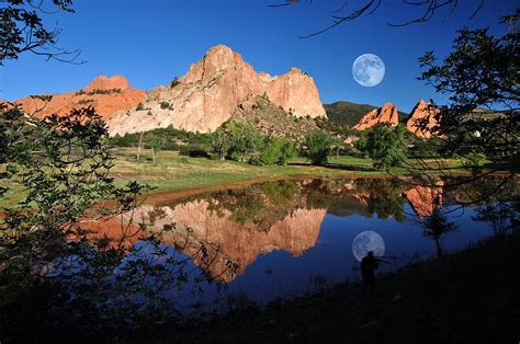 Garden Of Garden Of The Gods Colorado Us Feel The Planet