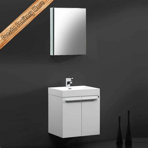 Wall Mounted Cabinet Bathroom High Glossy White Wall Mounted Bathroom Cabinet Buy Hanging Bathroom Cabinets Wall Mounted