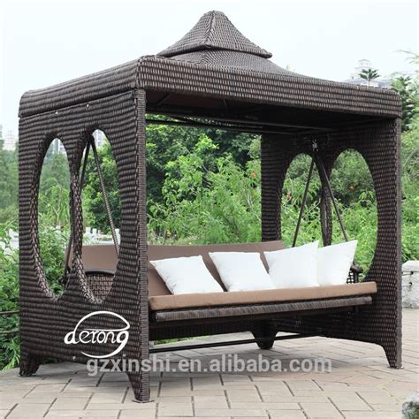 garden furniture swing garden furniture swing seat canopy garden ftempo