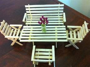 Stick Trellis Mini Table By Ice Cream Sticks Diy Amp Crafts Pinterest