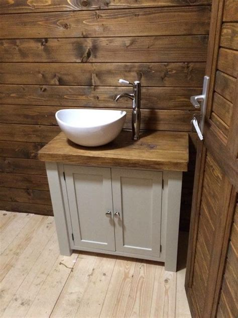 above cabinet shabby chic decor diy pinterest shabby chunky rustic painted bathroom sink vanity unit wood