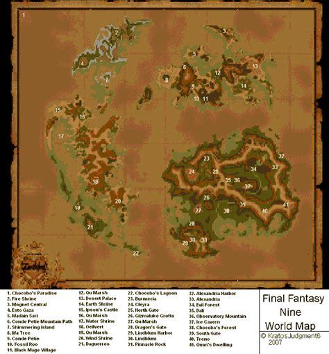 ff9 world map theme ix world map png v0 95 neoseeker