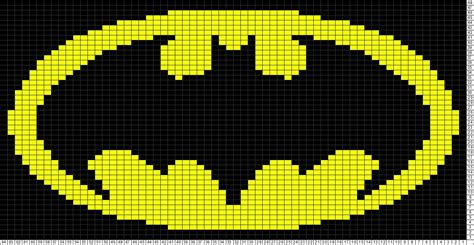 batman knitting chart batman symbol knitting patterns patterns kid