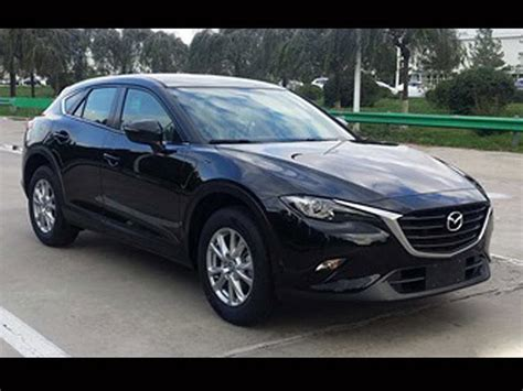 mazda 4 by 4 mazda cx 4 sports crossover s name confirmed