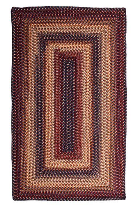 wool braided rugs cambridge wool braided rug cottage home 174