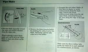 How To Change Windshield Wipers Honda Civic Marktastic 187 Honda Civic How To Replace The Windshield