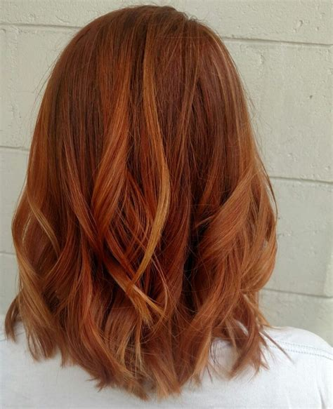 hair coloring ginger copper 25 best ideas about redhead hairstyles on pinterest