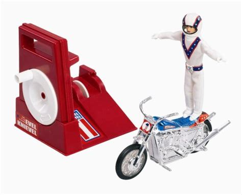 Evel Knievel Motorrad Spielzeug by 19 Somethin Evel Knievel Return To The 80s