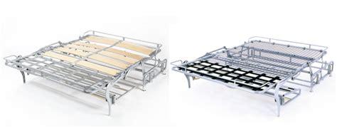 reti elettrosaldate per divani letto tutti gli optional per personalizzare il tuo divano letto