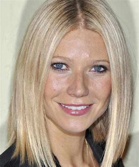 long bob hairstyles gwyneth paltrow 29 gorgeous long bob hairstyles to test out now