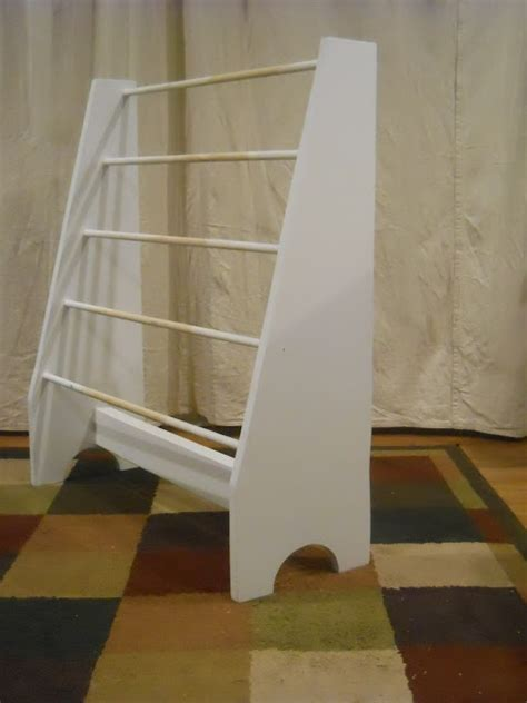 diy sling bookshelf diy for the home the o