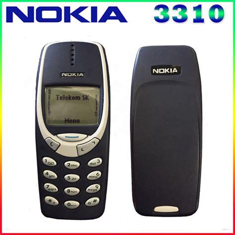 nokia 3310 with free shipping original nokia 3310 cheap phone unlocked gsm