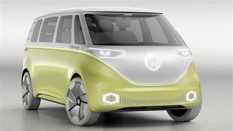 volkswagen reinventa la t1 con su i z buzz concept un