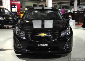 Chevrolet Sport Chevrolet Cruze Sport Edition Revealed Rm122 868