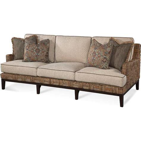 braxton culler sofa prices braxton culler abaco island sofa 2925 011 rattan wicker