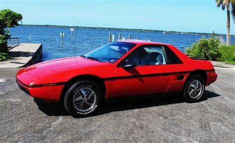 free car manuals to download 1985 pontiac fiero security system 1985 pontiac fiero se ws6 for sale 1865182 hemmings motor news