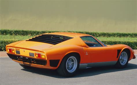 Miura Lamborghini by Wallpapers Of Beautiful Cars Lamborghini Miura