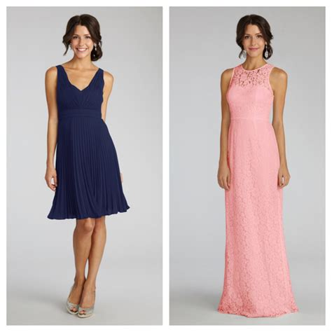 Bridesmaid Dresses For Small Bust - the best bridesmaid dress for your shape desiree