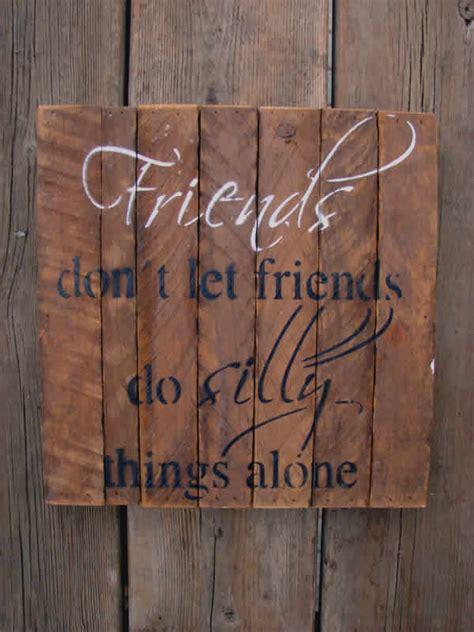 Friends Wall