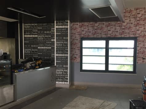 wallpaper hanging gold coast commercial wallpapering brisbane gold coast
