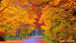best fall colors road commission reveals best places to see fall colors in