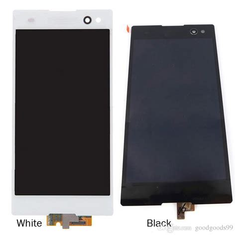 Lcdtouchscreen Sony Xperia C3 D2533 Xperia C3 1 2017 for sony xperia c3 d2533 d2502 lcd screen display touch screen digitizer assembly lcd and
