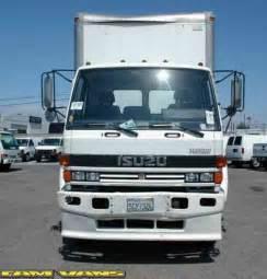 Isuzu Diesel Isuzu Ftr 1995 Box Trucks