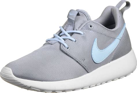 nike youth shoes nike roshe one youth gs shoes grey grey