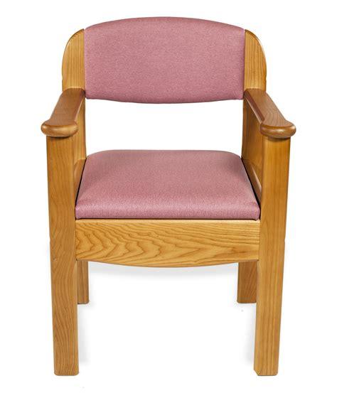 una silla para silla wc de madera royal ayudas din 225 micas